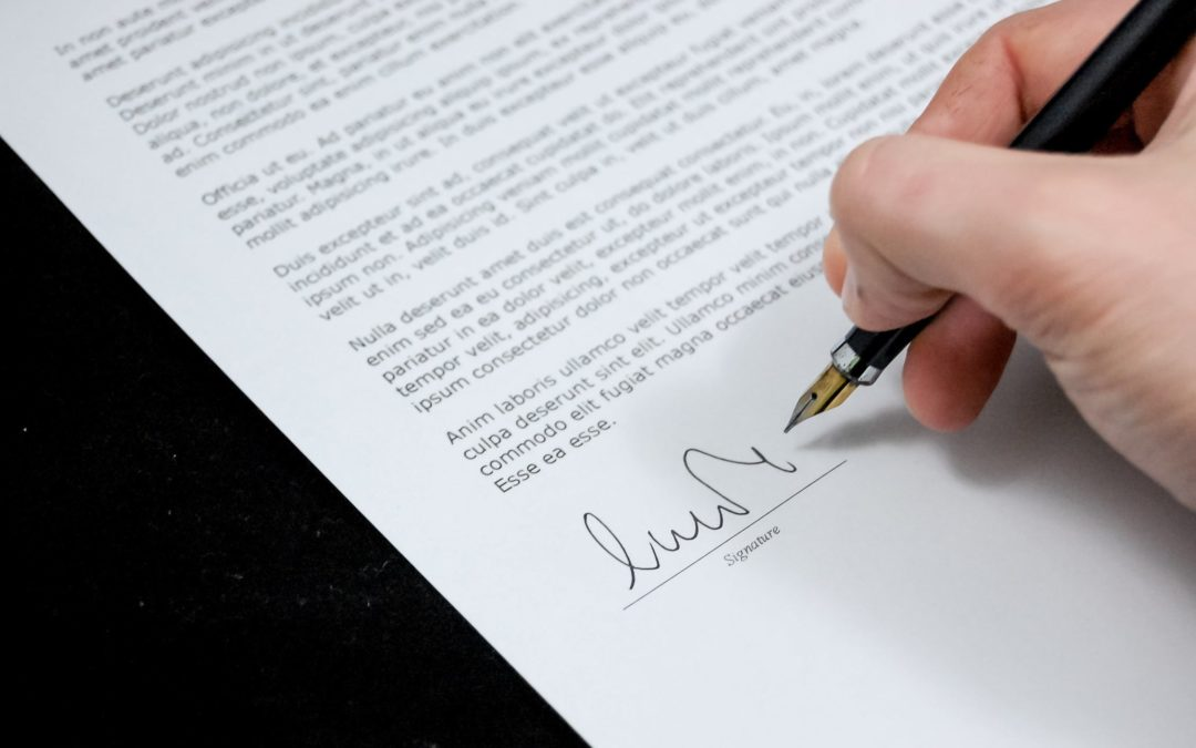 The benefits of putting a Will in place